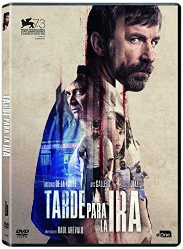 Tarde Para La Ira [DVD]
