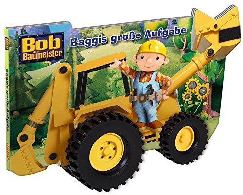 Preisvergleich Produktbild Bob der Baumeister: Baggis große Aufgabe