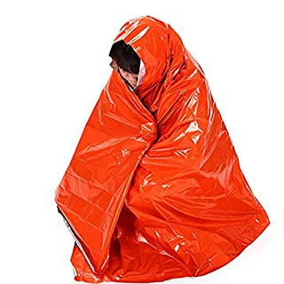 Nibesser Multifunktional Rettungsdecke Notfalldeck Advanced Medical Kits Emergency Blanket Erste Hilfe Decke
