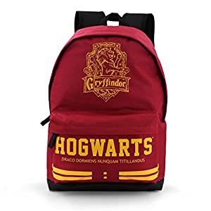 51hWk3SCzVL. SS300  - Mochila Harry Potter Gryffindor