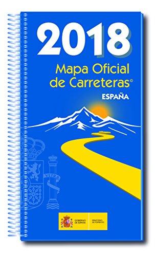 Mapa Oficial Carreteras. España 2018 (Inc.Dvd) (53ª Ed.) por M.FOMENTO