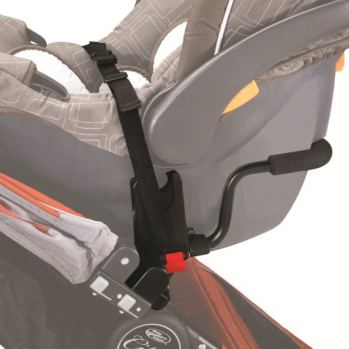Preisvergleich Produktbild Baby Jogger Autositzadapter Römer, Chicco für City Micro, Mini, Elite und F.I.T.
