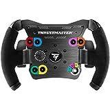 Thrustmaster - TM Open Wheel Add-On - Volant de course F1, GT3, GT4, LMP1 et 2 ou LMS en cuir suédé