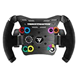 Thrustmaster - TM Open Wheel Add-On - Volant de course F1, GT3, GT4, LMP1 et 2 ou LMS en cuir suédé