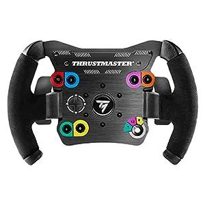 Thrustmaster TM Open Wheel: Abnehmbares Thrustmaster Lenkrad für die Performance in GT- und Einsitzer-Rennen…