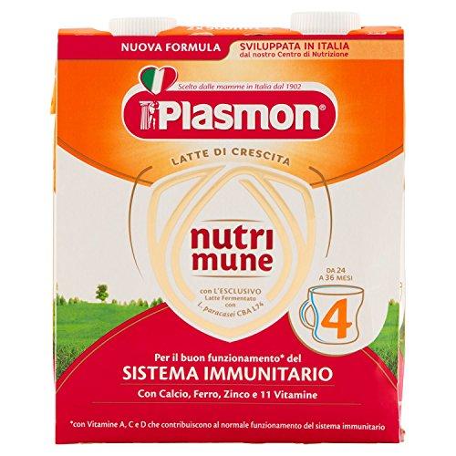 Plasmon Latte Liquido 4-1000 ml