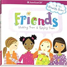 (FRIENDS: MAKING THEM & KEEPING THEM [WITH 5 MINI FRIENDSHIP POSTERS]) BY Criswell, Patti Kelley(Author)Paperback Sep-2006