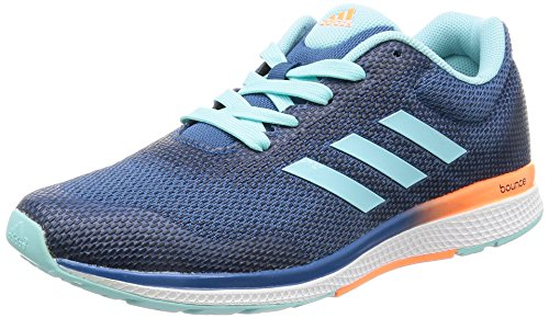 adidas Mana Bounce 2W Aramis Damen Laufschuhe, Blau–(agucla/narbri/Ftwbla) 382/3