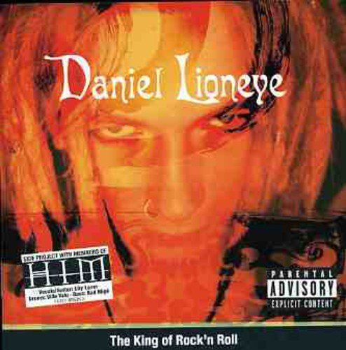 The King of Rock'n'roll by Daniel Lioneye (2000-11-01)