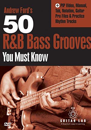 Preisvergleich Produktbild 50 R&B Bass Grooves You Must Know
