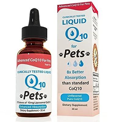 Liquid Coq10 For Pets