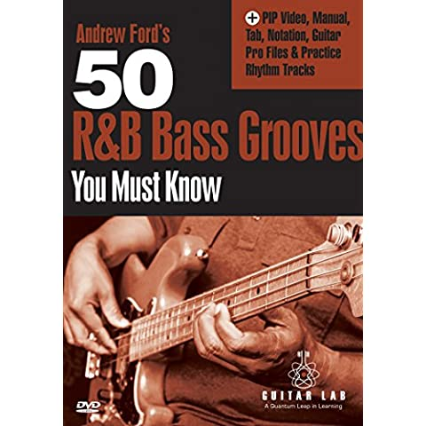 50 R&B Bass Grooves You Must Know