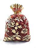 Bio Kräuter 20g getrocknete Rosenblätter Tasche Tee vorsingen Hochzeit Deco Bio Herbal Craft Auto Parfüm