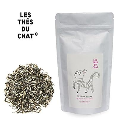 Dragon blanc - Thé blanc du Yunnan (Chine). LES THÉS DU CHAT®. 50gr.