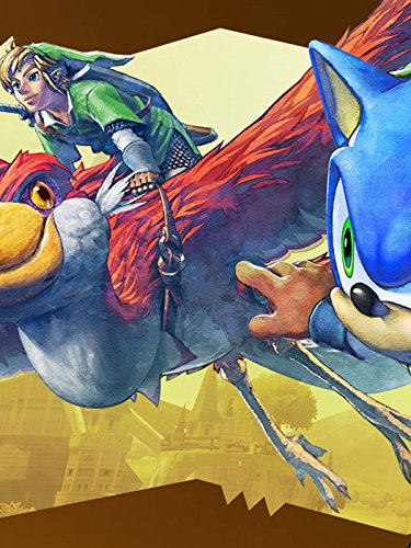 Sonic is Inducted into World Gaming Hall of Fame [OV] (Hall Of Fame-filme)