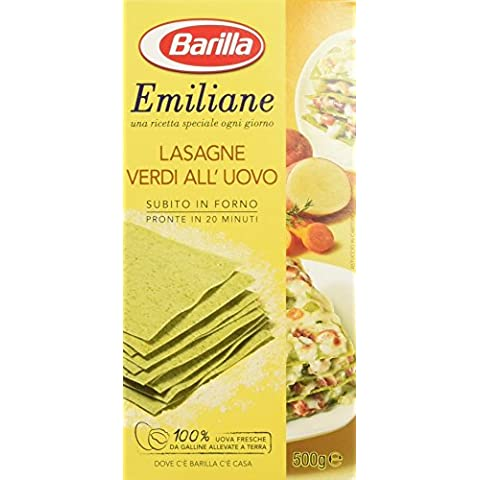 Emiliane Lasagne Verdi all