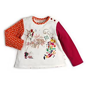 Marese - T.shirt manches longues fille - 2 ans