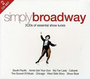 Simply Broadway (2CD)