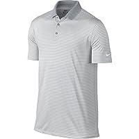 Nike VICTORY Mini Stripe Polo-Shirt Golf Shirt, Herren