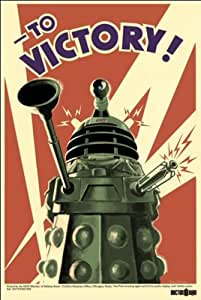 Doctor Who (Dalek To Victory) - Maxi Poster - 61cm x 91.5cm