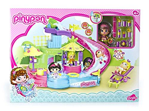 Pinypon - Aquapark, set de juego (Famosa 700010254)