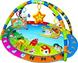 Best Lamaze Baby Gyms - Baby Playmat, Play Gym, Musical Activity Gym stunning Review
