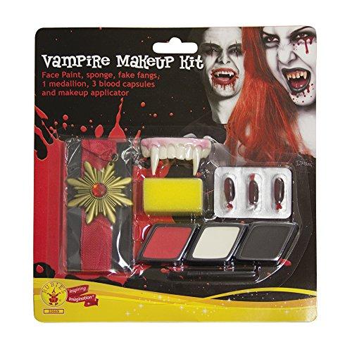 Rubie's - Kit maquillaje vampiro, talla única (33669)
