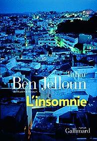 L'insomnie par Tahar Ben Jelloun