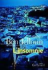 L'insomnie par Ben Jelloun