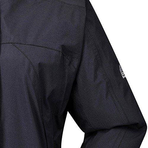 Cox Swain Damen 2-Lagen Outdoor Multifunktionsjacke Makalu div. Farben 3.000 mm Wassersäule, Colour: Black, Size: L