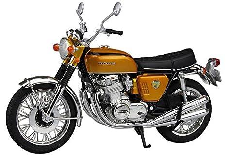 Skynet 1/12 Fertigwaren Fahrrad Honda CB750FOUR (K0) Susigkeit Gold