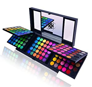 Shany 180 Color Eyeshadow Palette