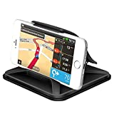 FITFORT Handyhalterung Auto Kfz Armaturenbrett Universal Rutschfest Handyhalter für iPhone XS Max X 8 7 Plus Galaxy Hinweis 8 S9 S8 Plus S7 Edge und 3-7 Zoll Smartphones oder GPS-Geräte (220)