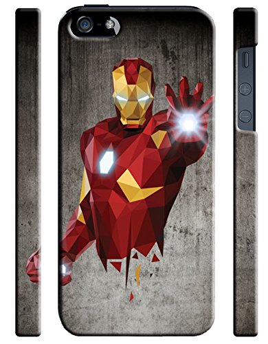 Captain America: Civil War Characters for Cover iPhone 5 5s Hard Case Cover [war8] J1I1KV