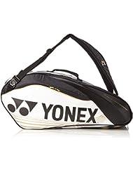 Yonex 6R Pro Serie Racketbag Badminton Squash Tennis white