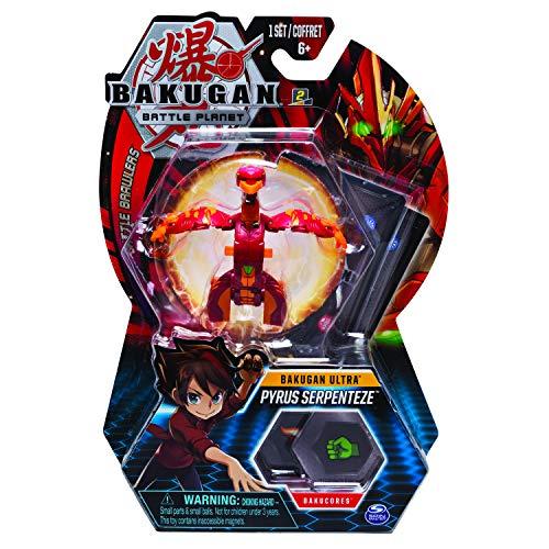 BAKUGAN 6045146 Deluxe 1 Pack, Multicolored