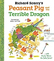 Richard Scarry's Peasant Pig and the Terrible Dr