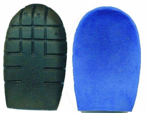 Orthopädisches Fersenpolster (1 Paar) Gr3 43-47 (Seitliche Fersenpolster)