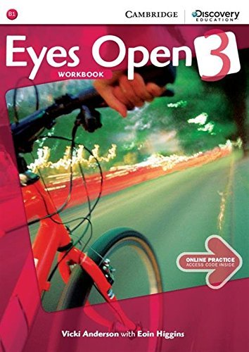 Eyes Open Level 3 Workbook with Online Practice by Vicki Anderson (2015-04-30)
