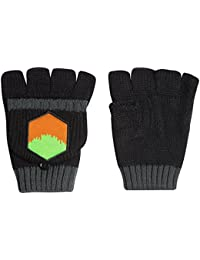 Official Minecraft - Enderman - Mittens in Black