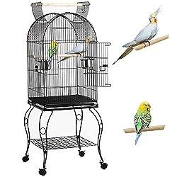 Vogelhaus Vogel-Haus mit Ständer Futtertisch für Vogel alle Teile vorgeschnitten