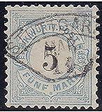 Goldhahn Württemberg Nr. 54 gestempelt geprüft Briefmarken für Sammler