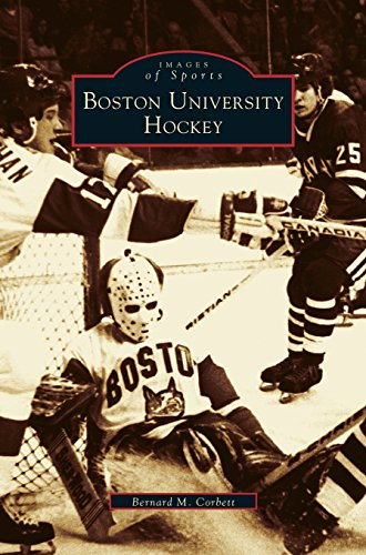 Boston University Hockey por Bernie Corbett