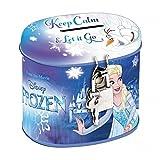 Disney Frozen - Die Eiskönigin Spardose mit Schloss und Schlüssel