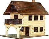 Walachia 8594036430143 – N°14 Hôtel de ville, bâtiment en bois pour modélisme, compatible avec le modèle Spur 1 LGB, échelle 1:32