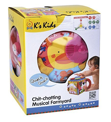 K's Kids - Cubo De Actividades Chit-Chatting KA10603