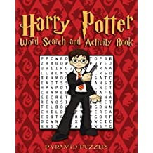 Harry Potter Word Search and Activity Book