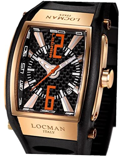 Locman 02615NCBNOR5BKK Montre à bracelet pour homme
