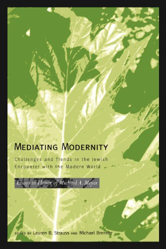 Mediating Modernity: Challenges and Trends in the Jewish Encounter with the Modern World (English Edition)