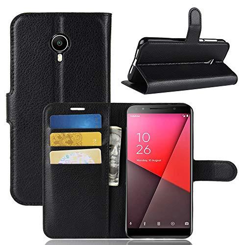 Pinlu® Funda Cuero PU Vodafone Smart N9 Lite Negocio
